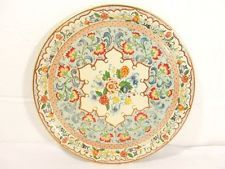 Daher Decorated Ware Tray Made In England Vintage Daher Decorated Ware Tin Plate Tray Oriental Holland