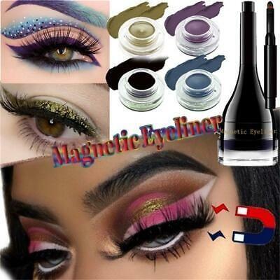 proof Colorful Eyeliner Cream Waterproof Magnetic Eyeliner No Glue Needed        preuve Eyeliner co