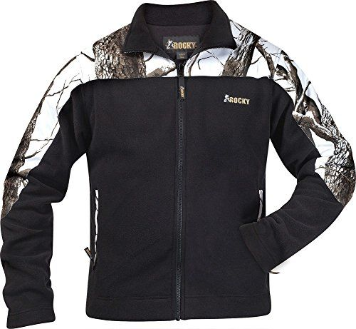Best Quality Rocky Men's Silent Hunter Tree Hardwoods Snow Fleece ...