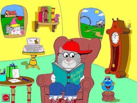 Bailey S Book House Gameplay Childhood Memories 2000 Computer