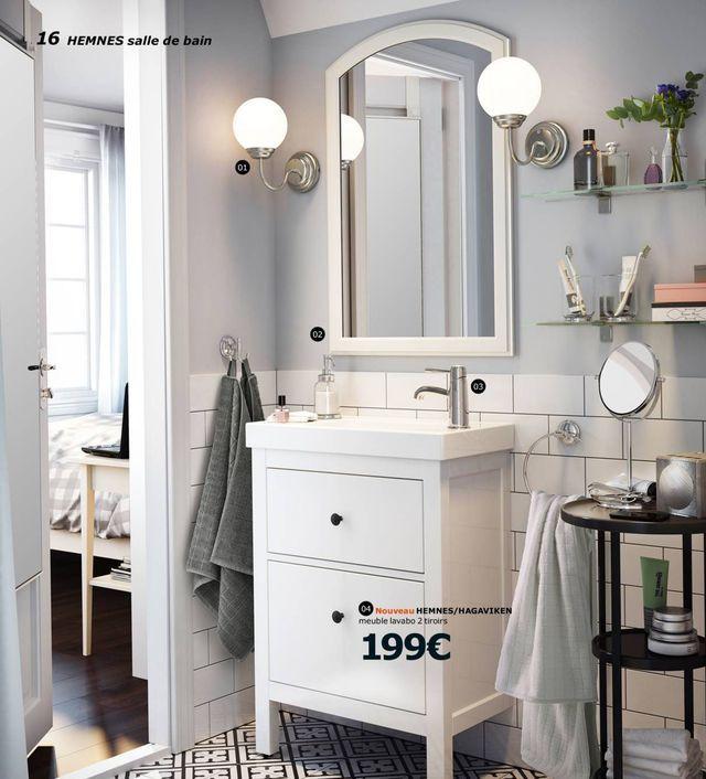 23+ Hemnes salle de bain inspirations