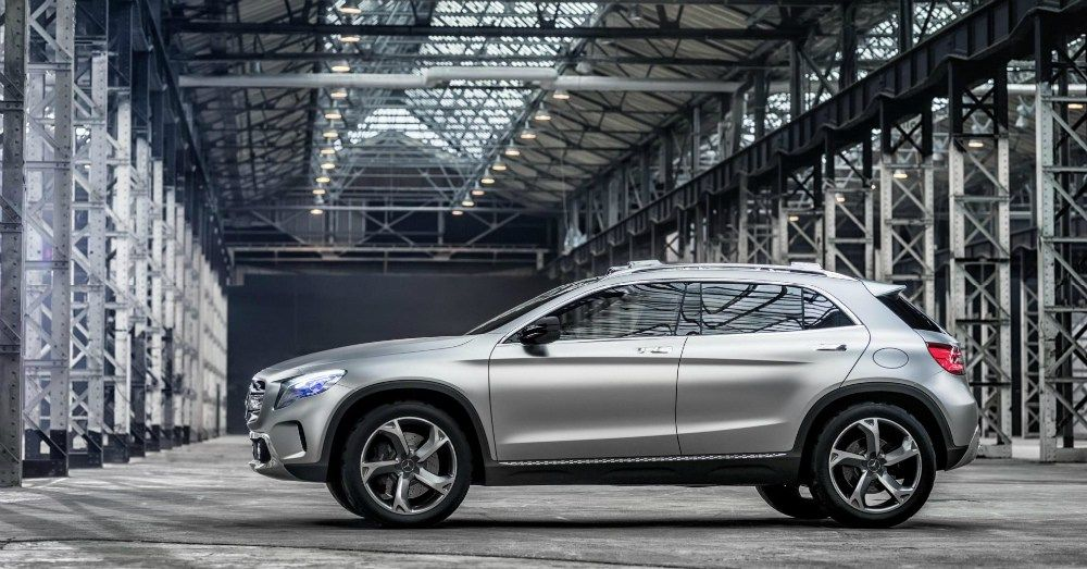 2017 Mercedes Benz GLA: Surprising The Small SUV World
