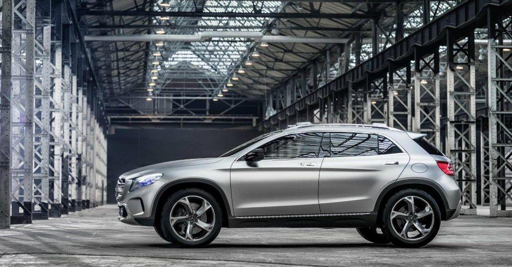 2017 Mercedes Benz Gla Surprising The Small Suv World