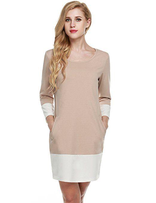 Kleid knielang casual