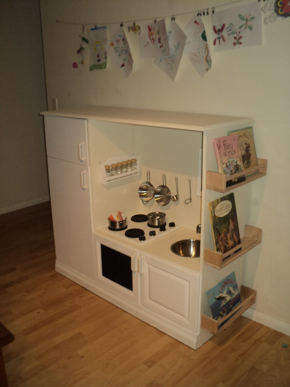 roadside raider kids kitchen someday i m gonna do this rh pinterest com