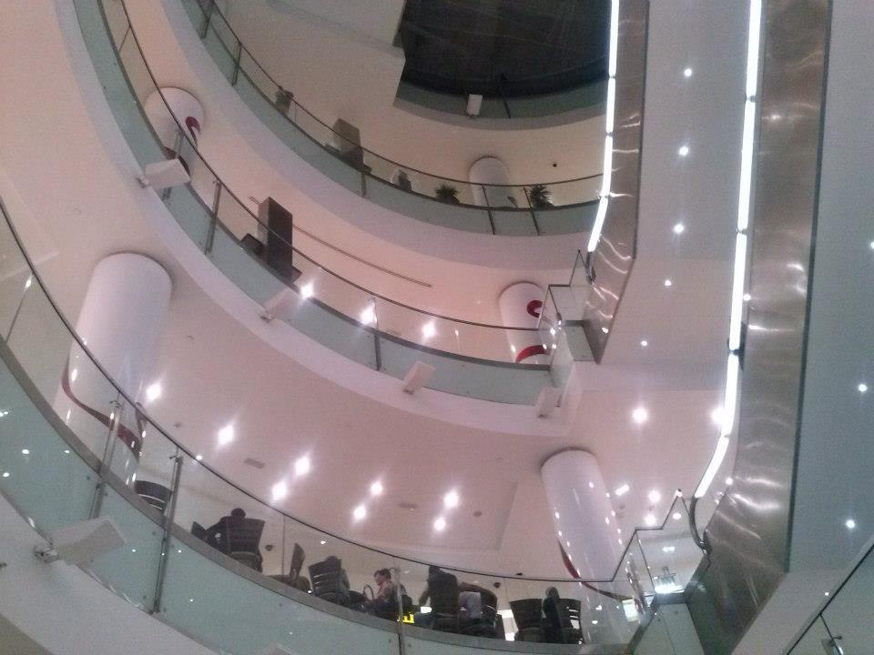Inside Taj Mall <3