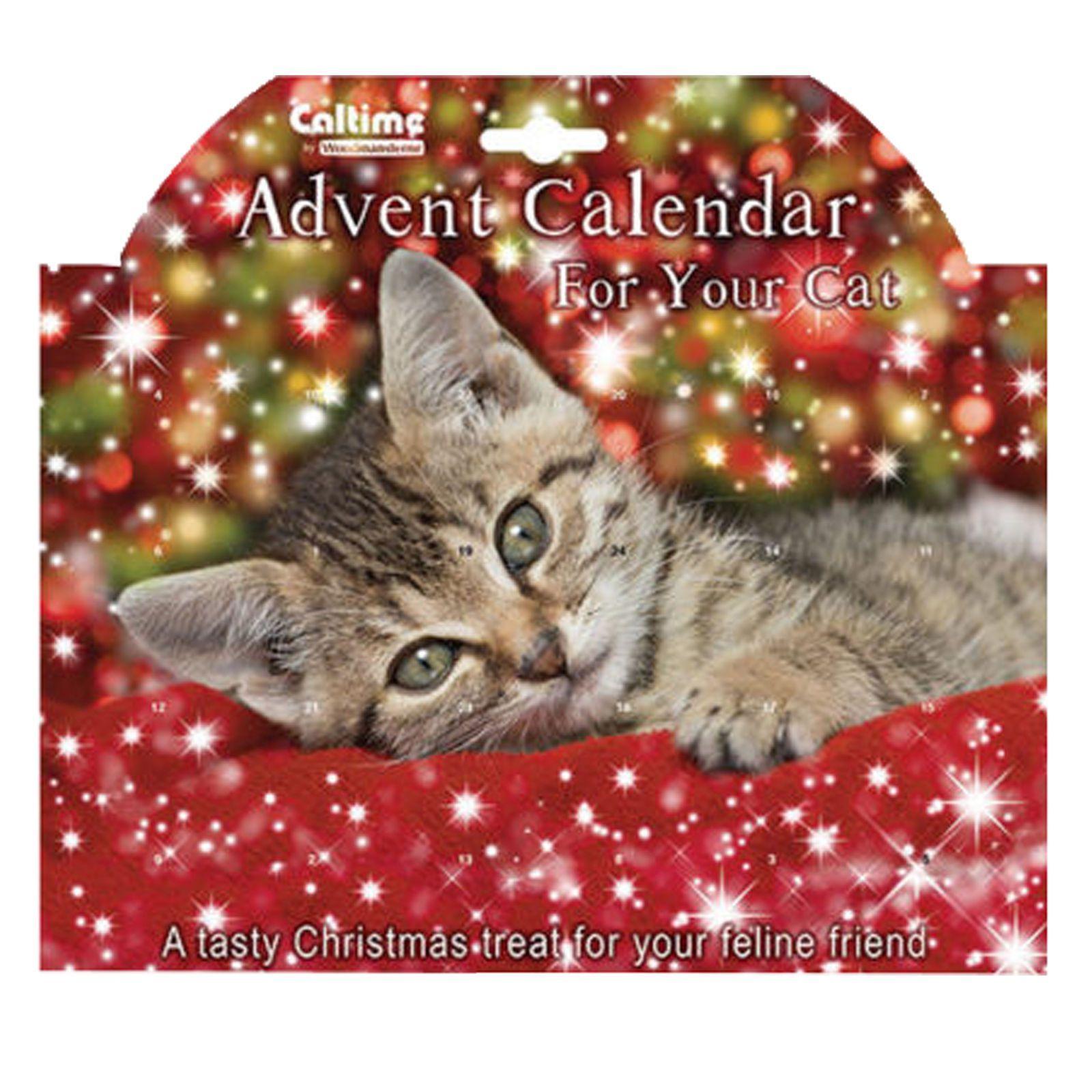 10 Advent Calendars For Cat Lovers Cat Advent Calendar Cats Christmas Advent Calendar
