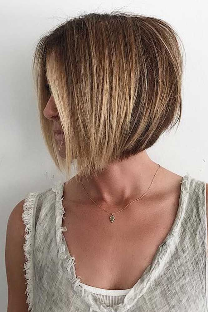 Ideas Of Wearing Short Layered Hair For Women | Lo