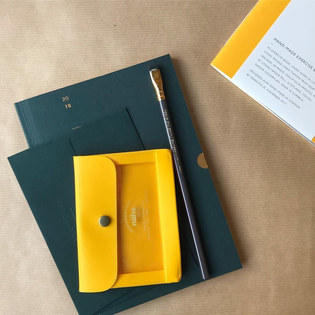 Modern British Stationery For The Diary Lover List Maker And Note