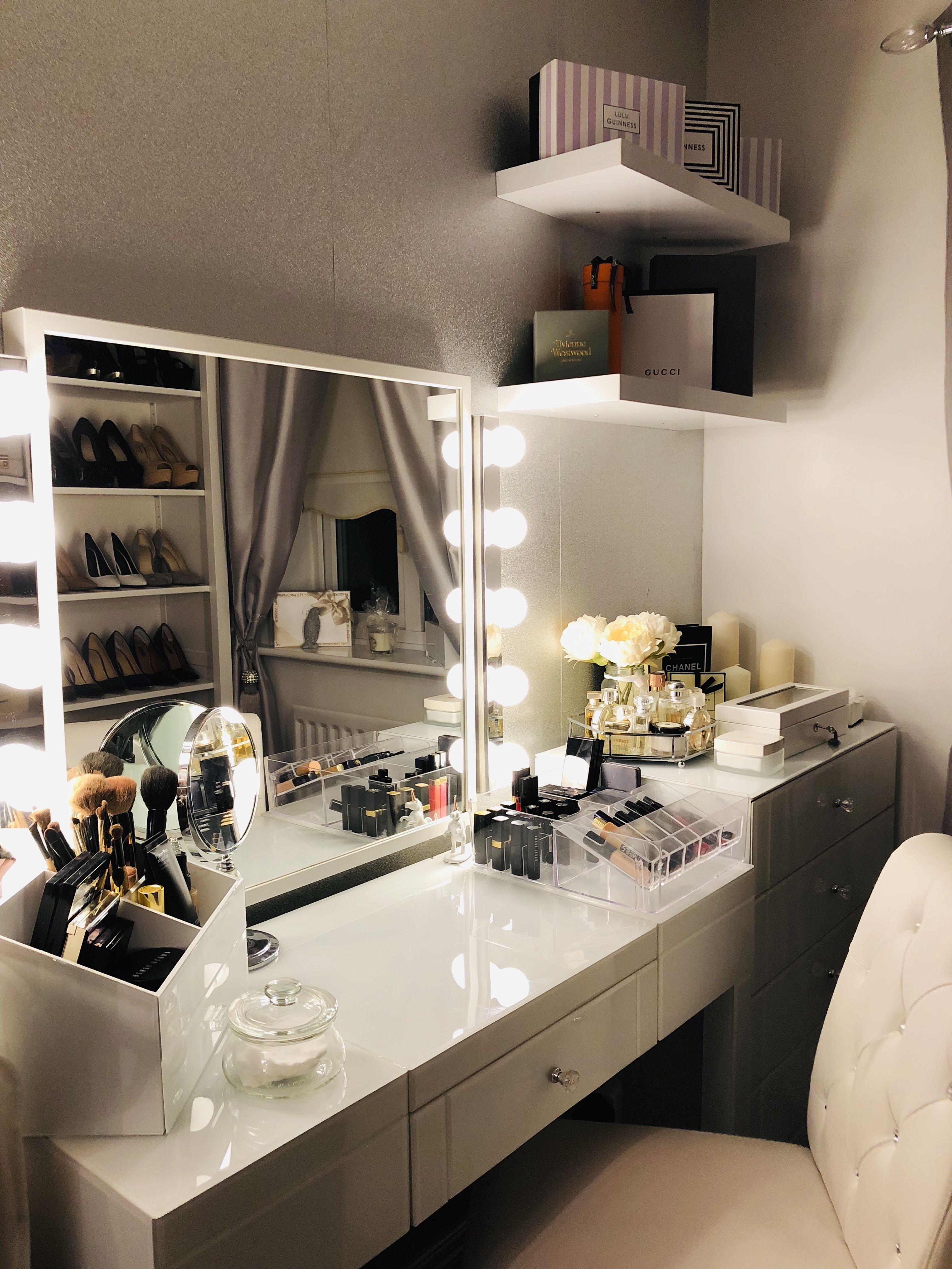 IKEA Mirror Dressing Room Hack