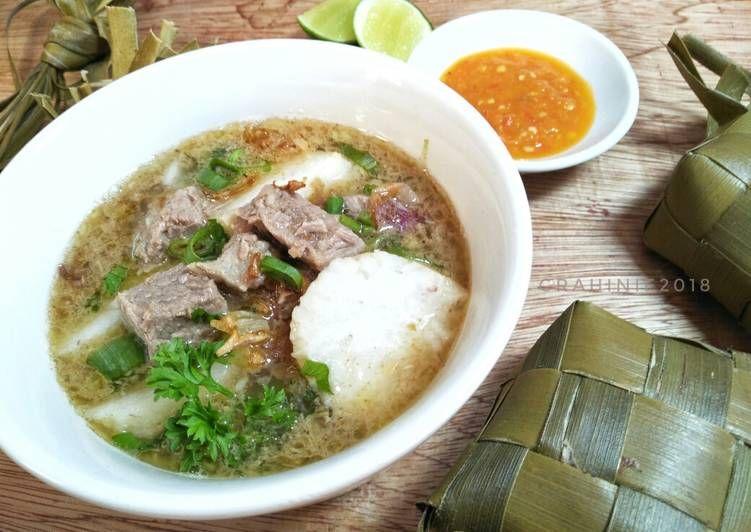 Resep Coto Makassar Oleh Tantiti Resep Makanan Resep Makassar