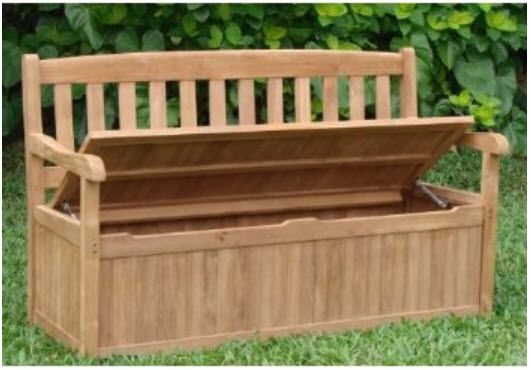patio benches | Patio storage bench pictured: New Grade A Teak Wood  Luxurious Outdoor . - Patio Benches Patio Storage Bench Pictured: New Grade A Teak Wood