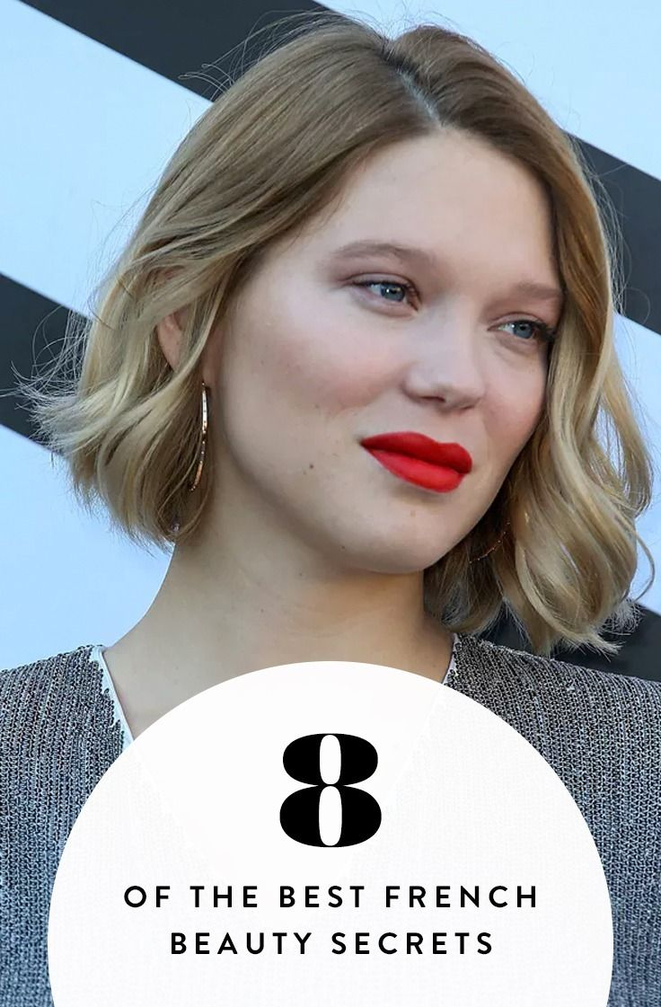 8 Beauty Tricks We Learned from the French French beauty