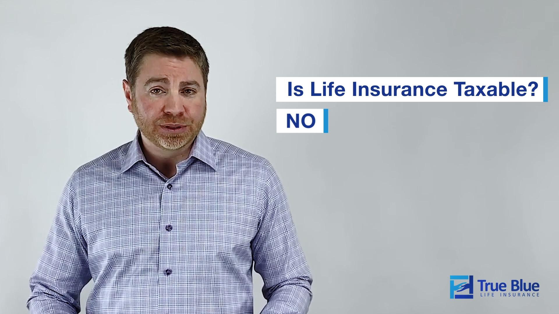 Is Life Insurance Taxable? Life insurance premium, Life