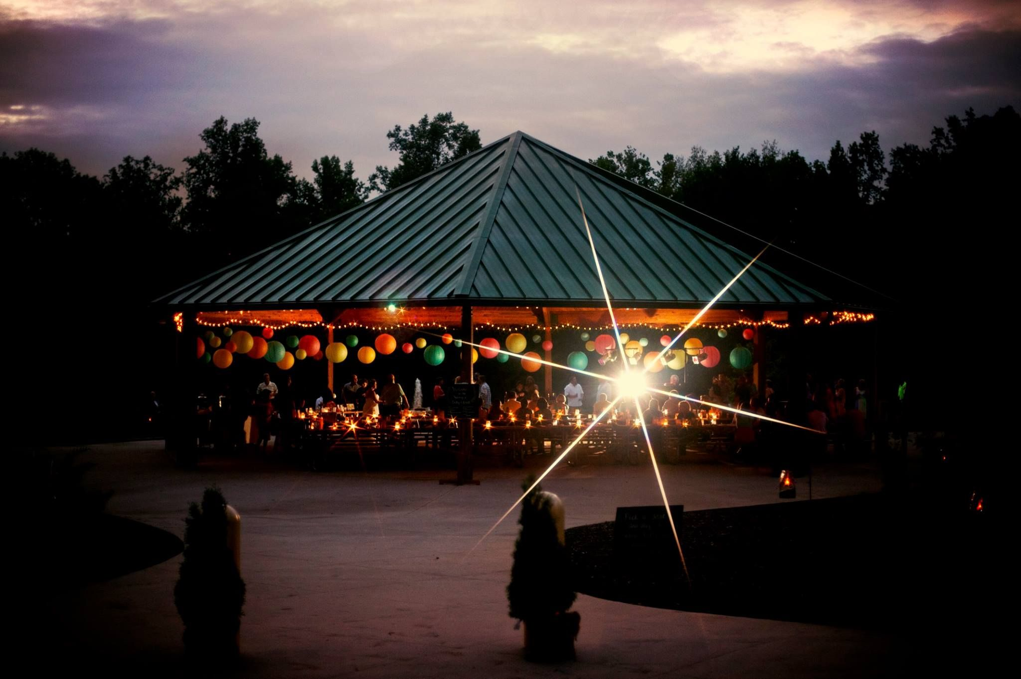 Tanglewood Park - Shelter 3 - Clemmons, NC Wedding venue, NC ...