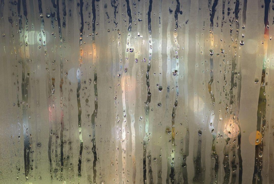 Bathroom Glass Fog #homedecorblog