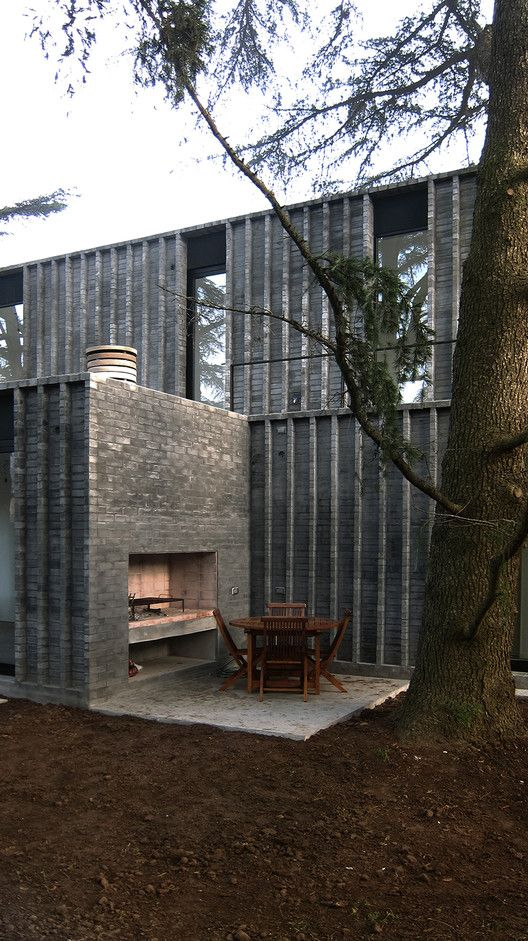 Casa VIB,Courtesy of Estudio BaBO