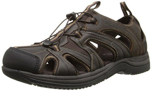 Mega Shop | Rockport Men's XCS Urban Gear Sport Fisherman Sandal