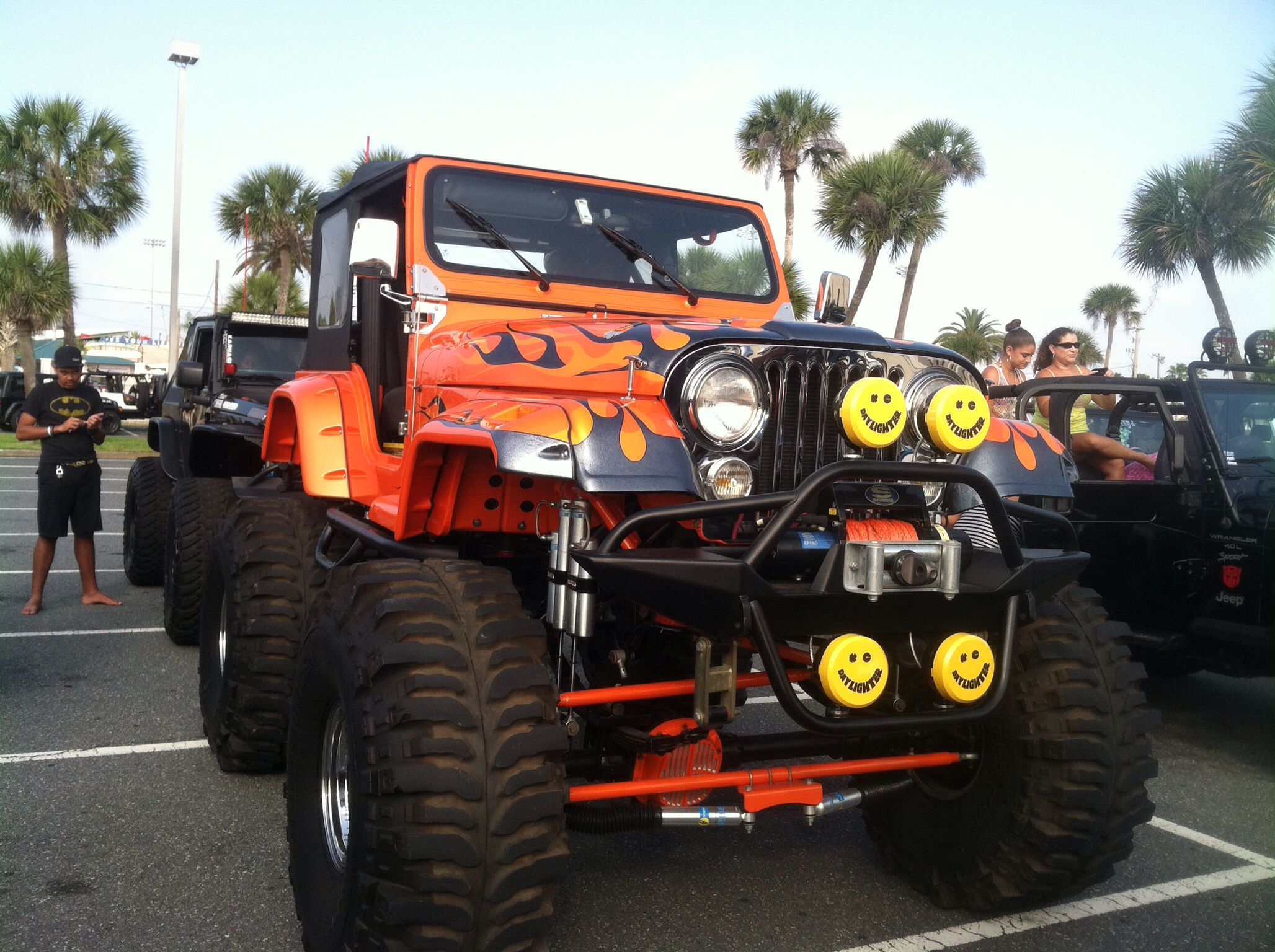 Jeep Beach 2014 Monster trucks, Jeep, Classic cars