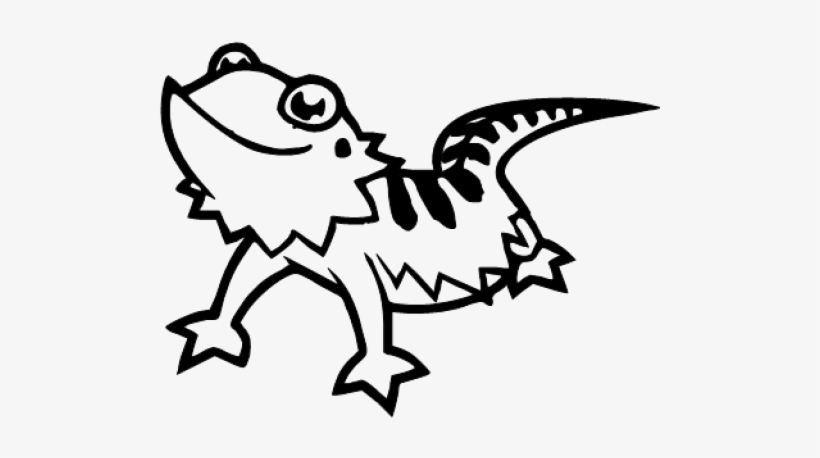 Download Draw A Bearded Dragon Png Image For Free Search More Creative Png Resources With No Backgrounds On Seekpng Png Images Dragon Diy Christmas Gifts