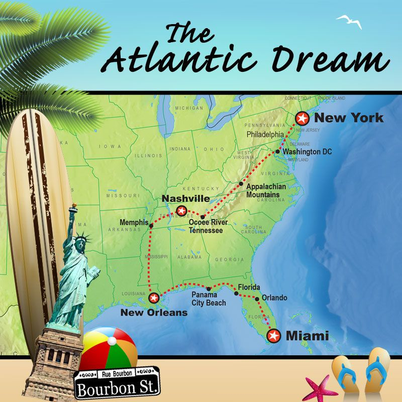Fun illustrated tour maps designed for young fun travel company fun illustrated tour maps designed for young fun travel company trekamerica for social posts on gumiabroncs Image collections