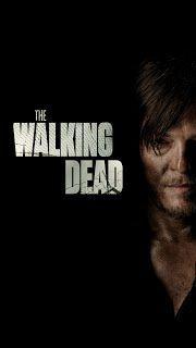 The Walking Dead Smartphone Wallpaper