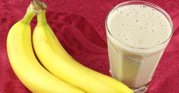 Bananen-Shake - Rezept von KENWOOD | kochen | Pinterest