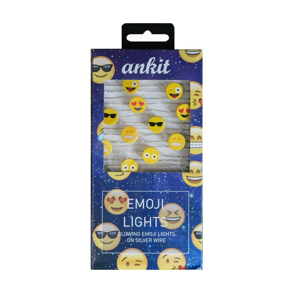 Emoji String Lights
