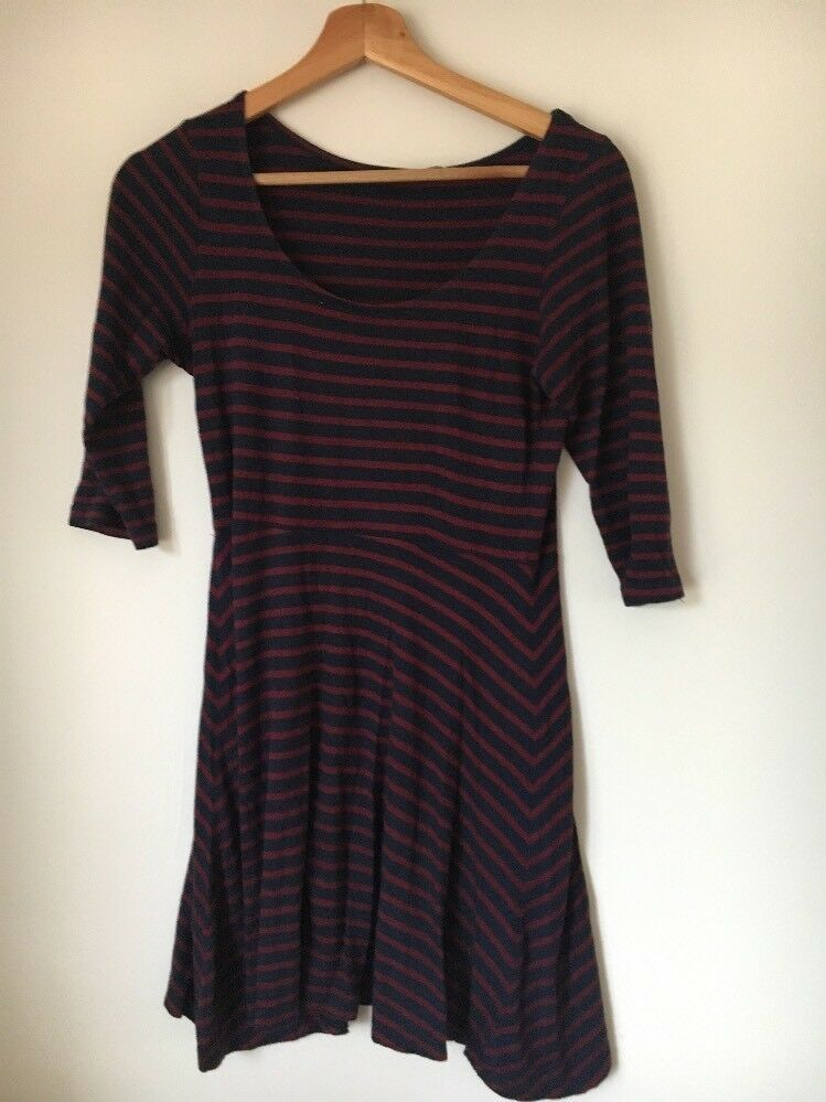 3a4b6c526b Dress Size 12 Wine Navy Long Sleeve Atmosphere <T13675 #fashion #clothing  #shoes #accessories #womensclothing #dresses (ebay link)