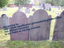 William Denison, Roxbury, Suffolk, MA | Massachusetts