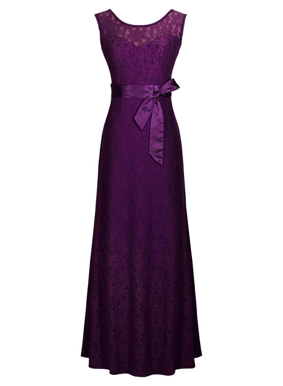 Miusol Womens Elegant Sleeveless Halter Black Lace