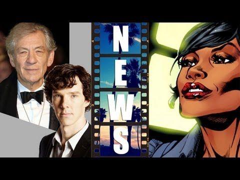 Ian McKellen is Sherlock Holmes too, Amanda Waller joins Arrow Season 2 ...