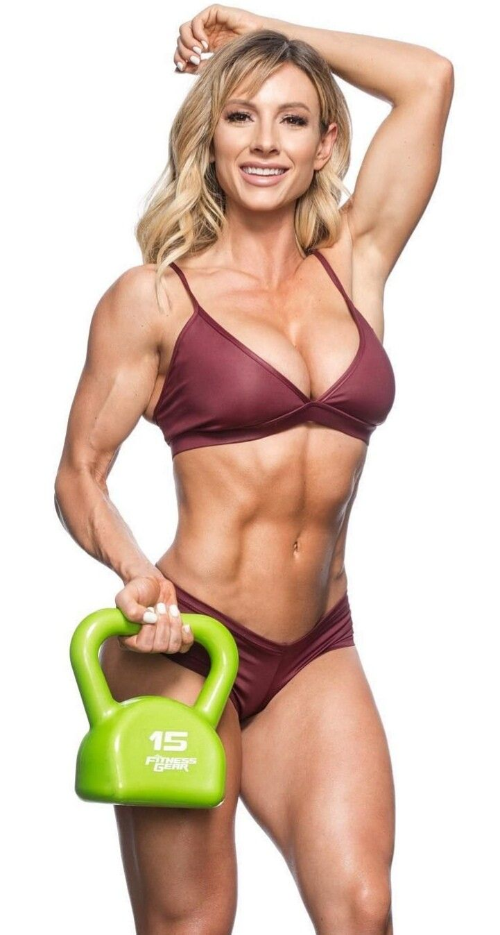 Pin on Fitness Model: Paige Hathaway