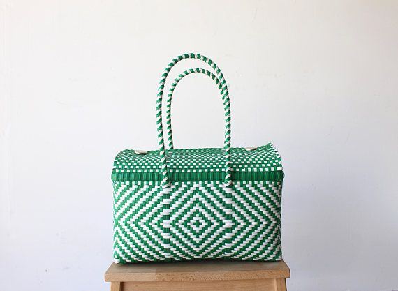 Mexican Tote Straw Mexican Bag