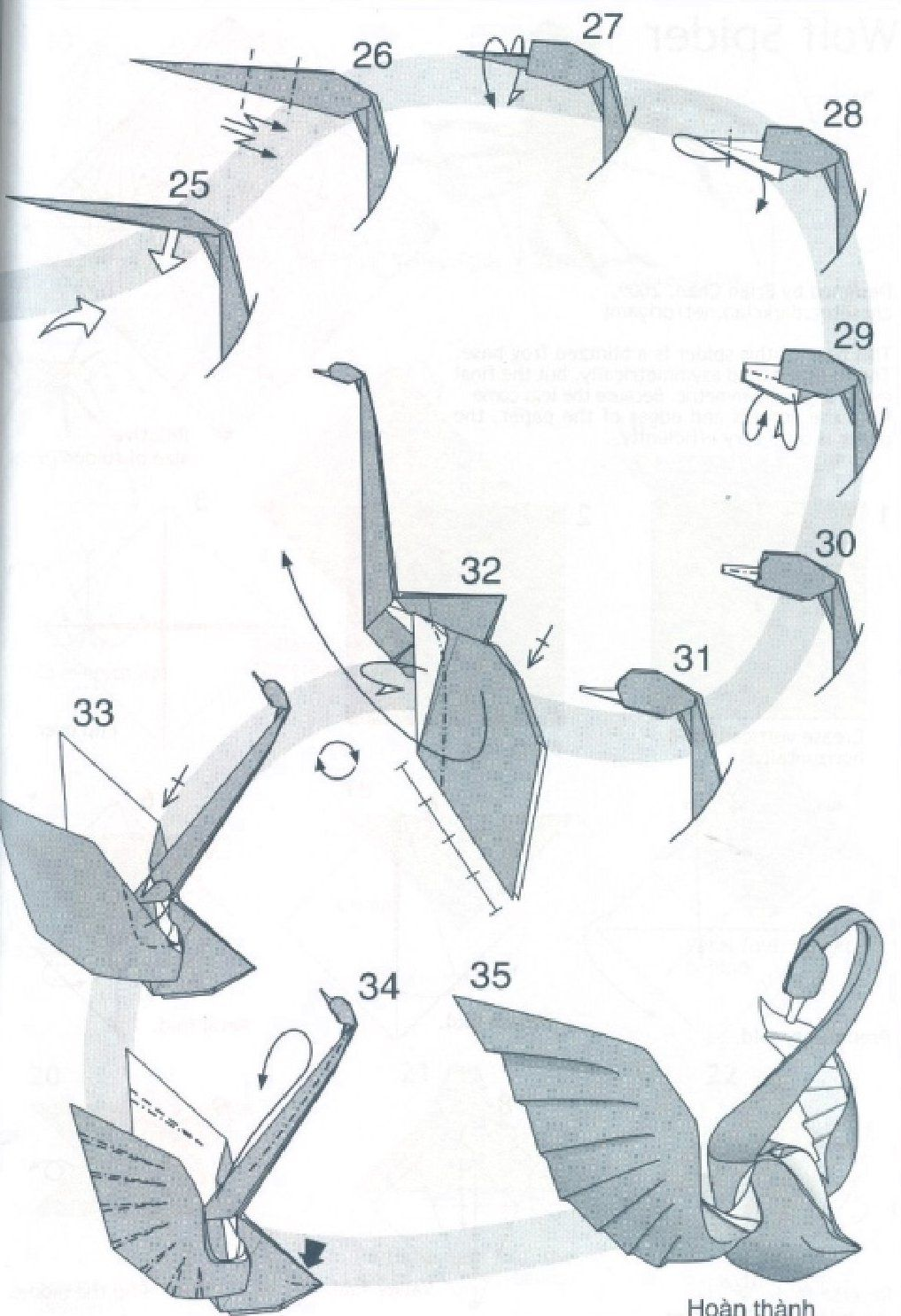 Pics for origami instructions swan origami pinterest pics for origami instructions swan jeuxipadfo Images