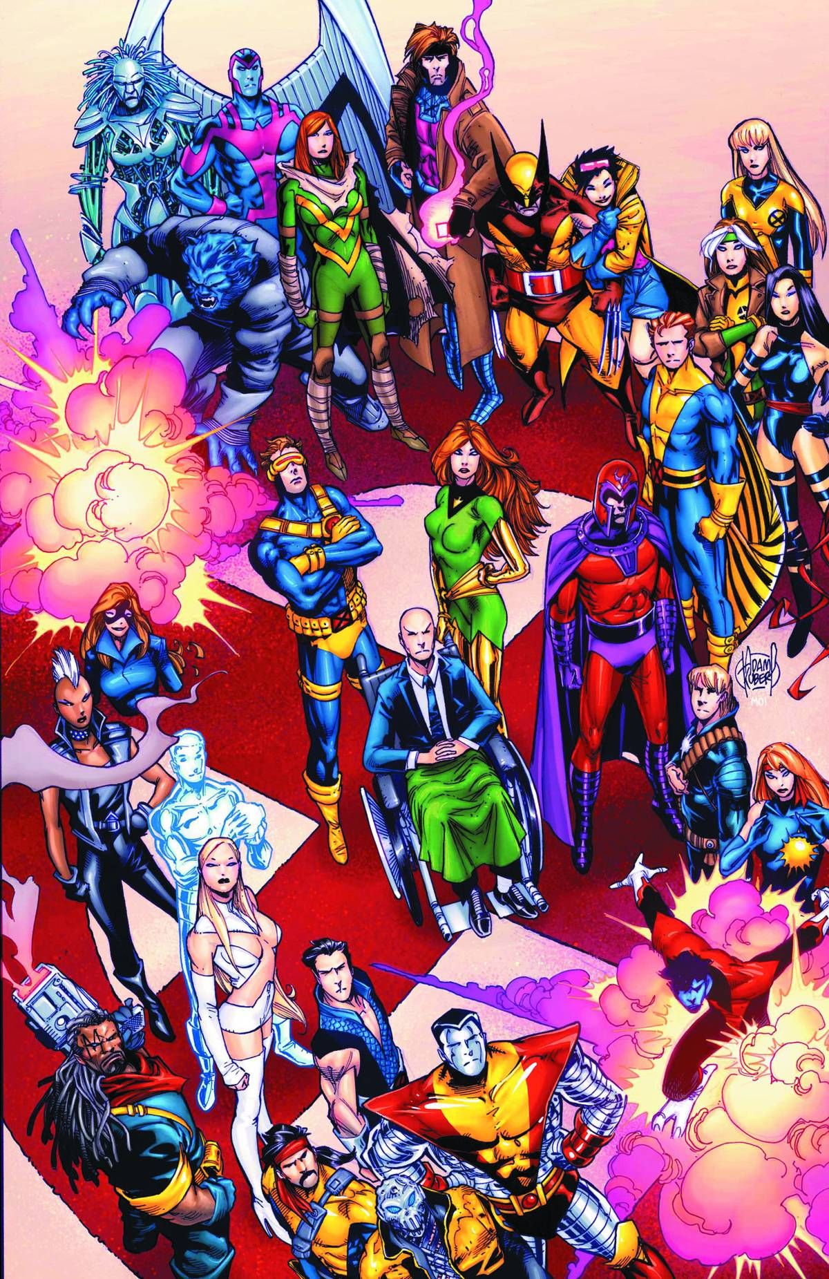 Final Issue At The End Of An Era Storm Puts A Team Together To Search For The Start Of The Next In The Fiel X Men Marvel Superheroes Superhero Comic