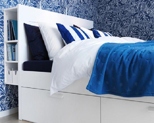 Cabecero hueco camas de matrimonio dormitorio cama for Camas de matrimonio super grandes