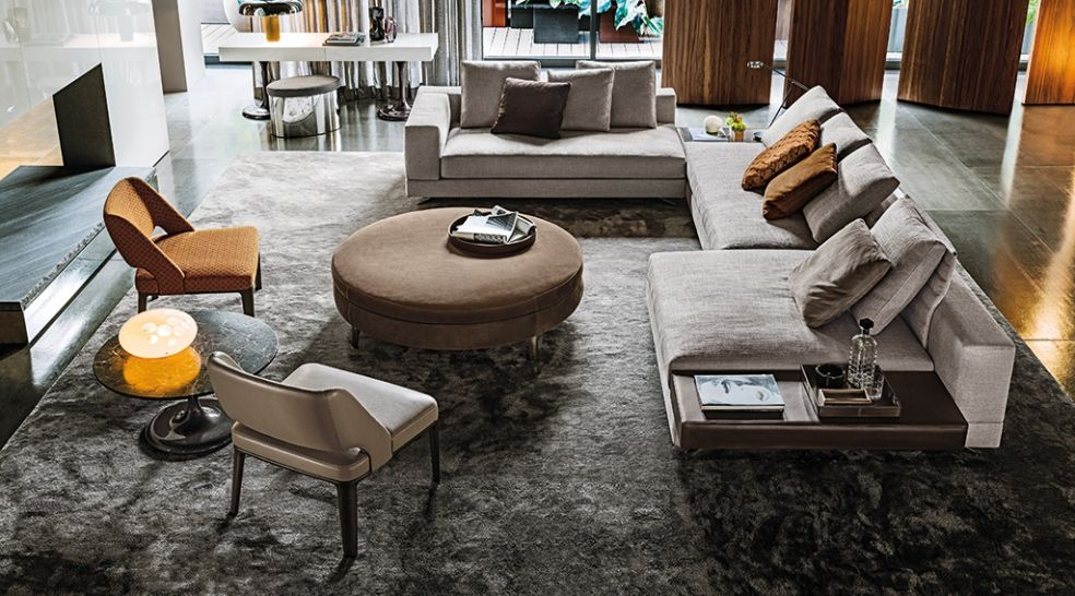 Minotti Sofa this would look so great in