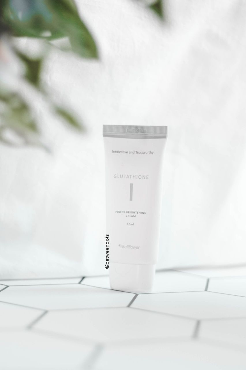 Is This An Ideal Cream To Fight With Pigmentation Bellflower Glutathione Power Brightening Cream Review In 2020 Brightening Cream Skin Shades Glutathione