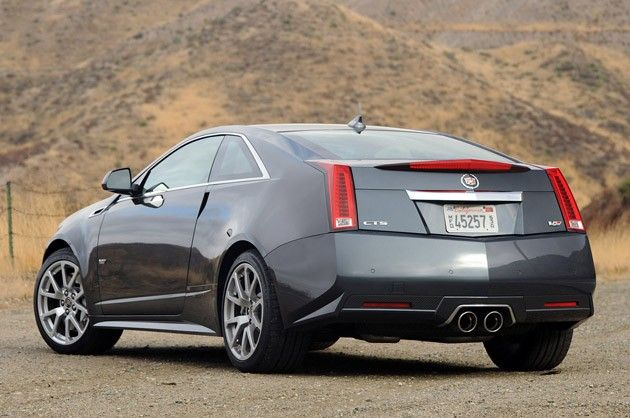 review 2011 cadillac cts v coupe cadillac cts cadillac and cars rh pinterest com