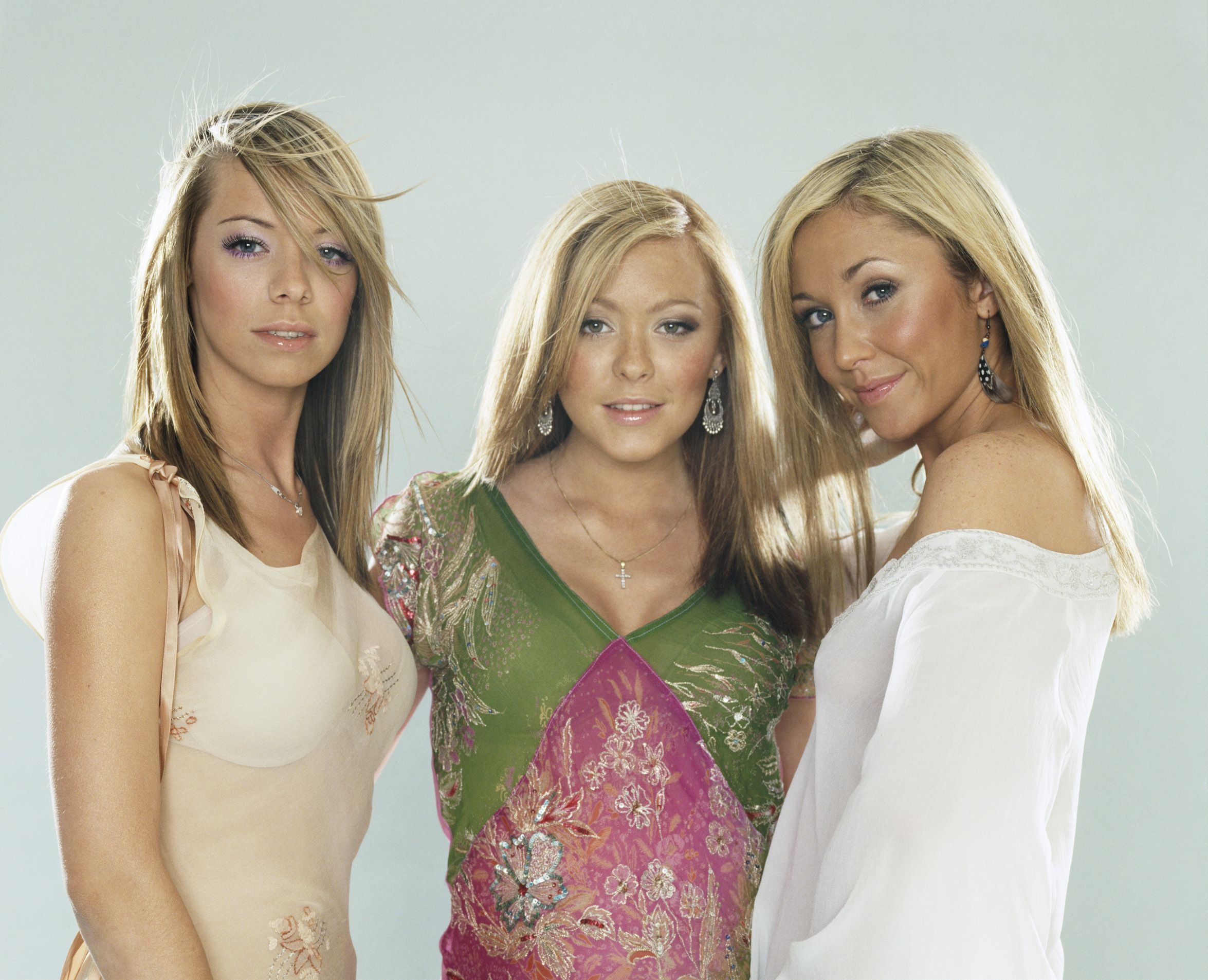 Atomic Kitten Atomic Kitten Women In Music Female Singers