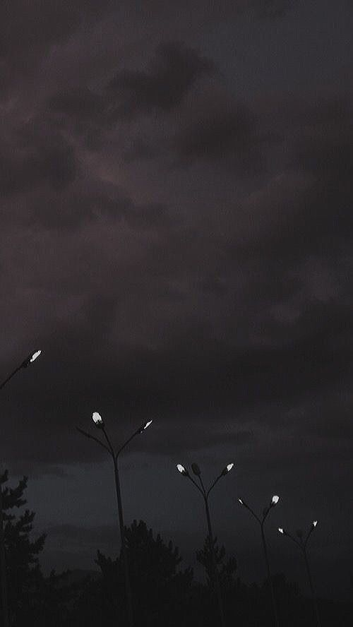 Pin By Coronamntr On A World Of Color Sky Aesthetic Aesthetic Wallpapers Dark Wallpaper