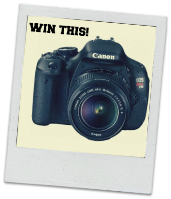 Pin On Barefoot In Bluejeans Canon Giveaway