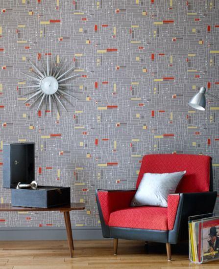 50 256 hemingway grid rock in mink red stone grey geometric rh pinterest com