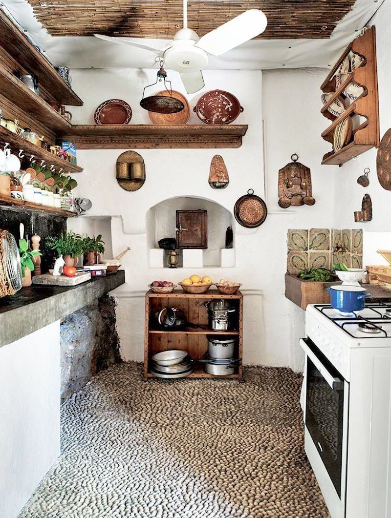 Charmant Greek Kitchen Design