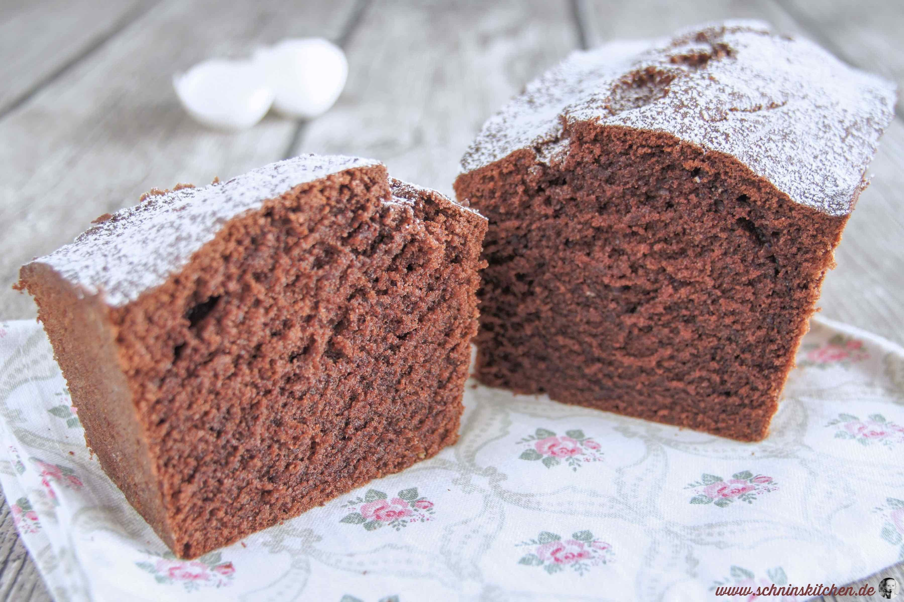 Klassischer Schokoladenkuchen - einfach, aber einfach lecker - Schnin's Kitchen