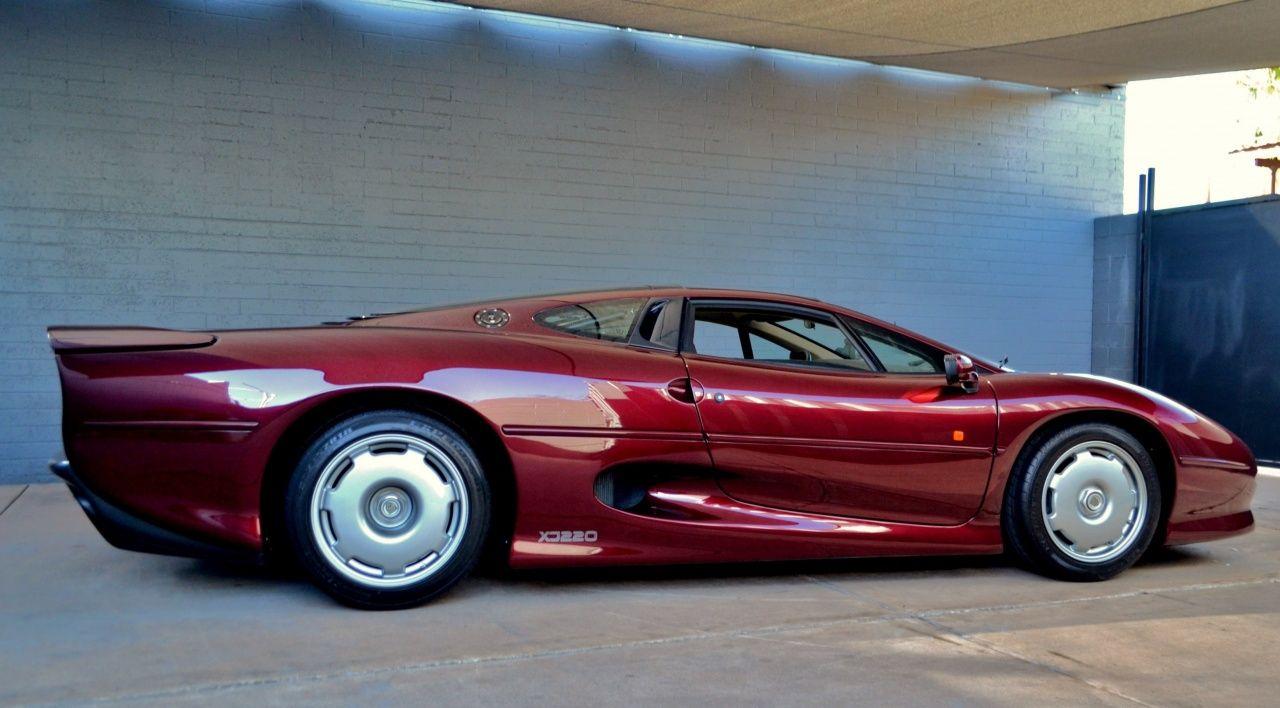 1993 jaguar xj220 classic driver market jaguar classics rh pinterest co uk