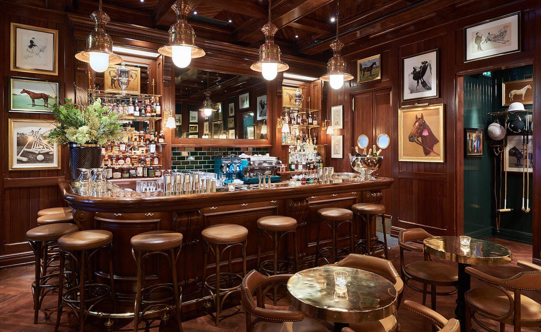 Ralph S Coffee Bar London Uk London Bars Coffee Bar Polo Bar