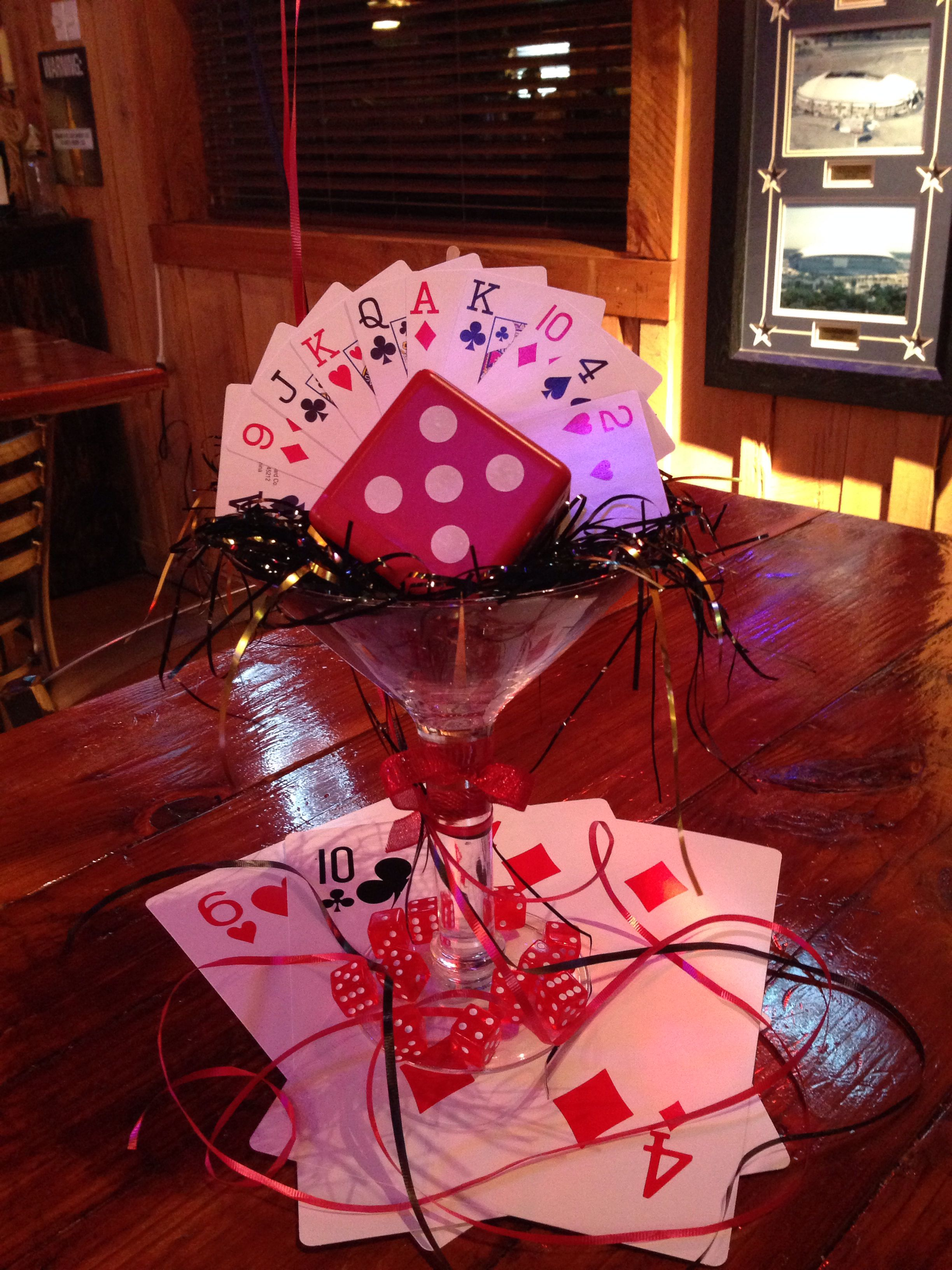 Casino Night Party Favors