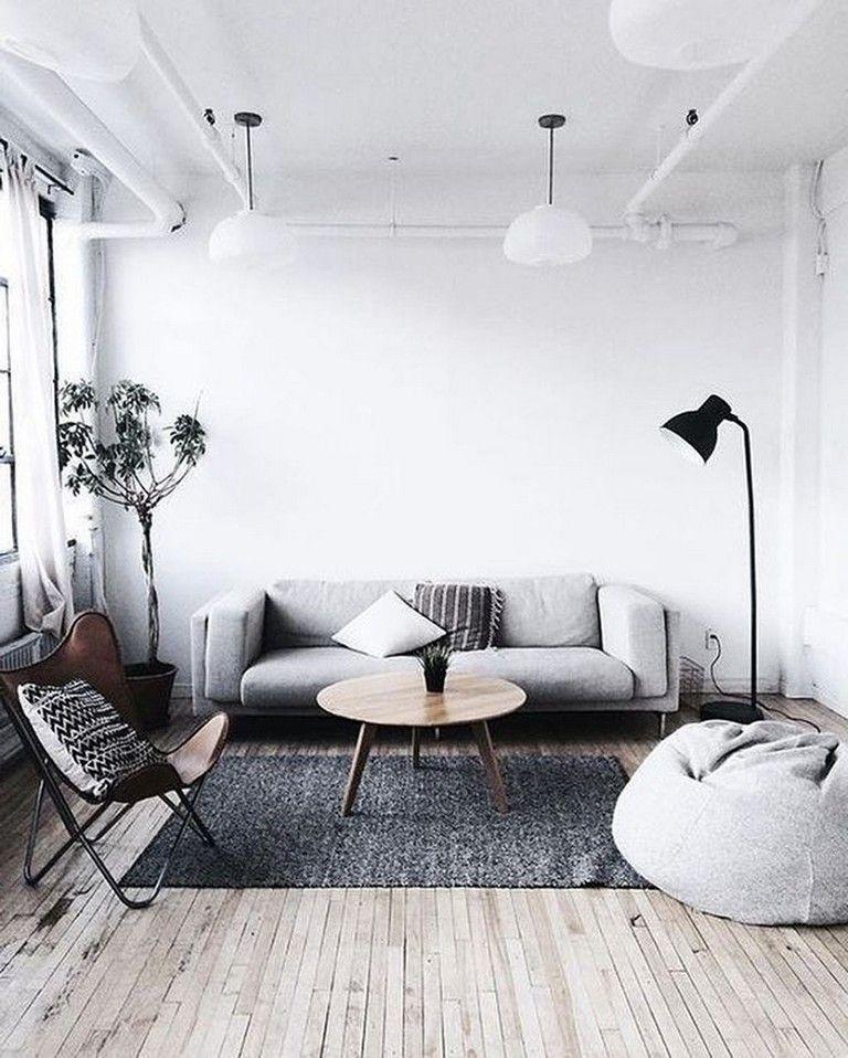 51 Scandinavian Stylish Living Room Decor Ideas Modern Apartment Living Room Bright Living Room Stylish Living Room